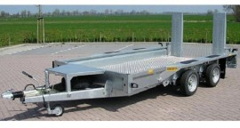 Machinetransporter 3500KG