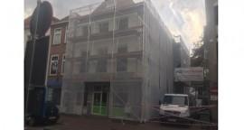 Layher Blitz renovatiesteiger