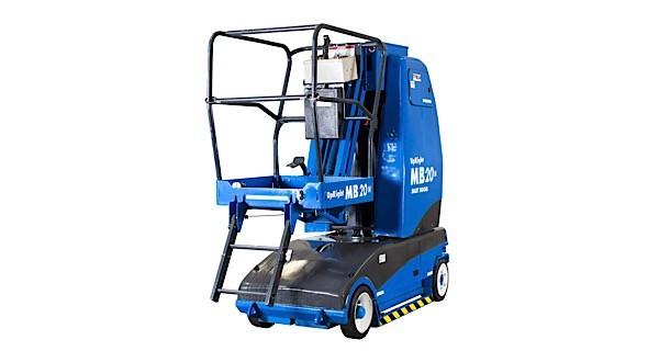 Upright MB20 masthoogwerker 8.10M