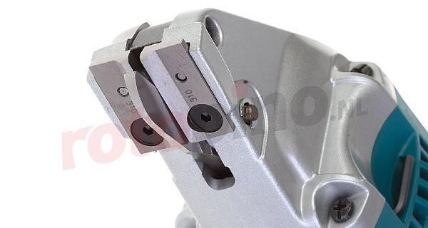 Plaatschaar elektrisch 220V
