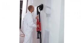 Wand- en plafondschuurmachine excentrisch 225MM