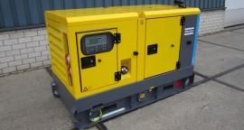 Atlas Copco QAS20 generator 2015