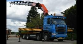 Vrachtwagen Scania 164s