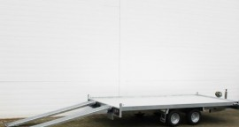 Machinetransporter 3000KG
